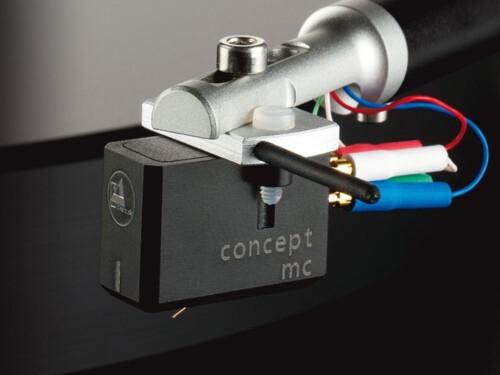 Clearaudio Concept MC