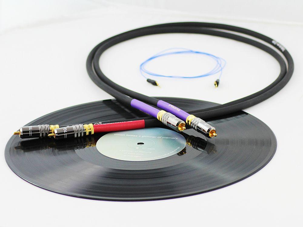 Tellurium Q Black Phono RCA