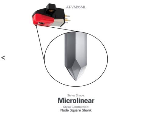 AT-VM95ML Microlinear